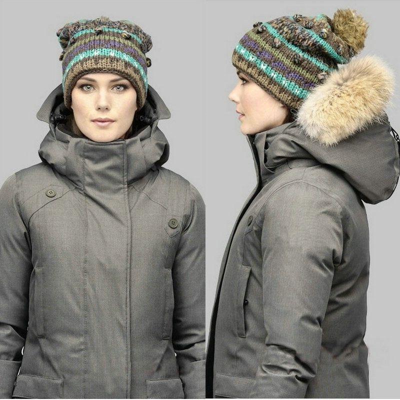 Womens Long Jacket Top Quality Canadian Women Windbreaker Real Raccoon Fur Collar Hood Plus Size Ladies Blazer Coat