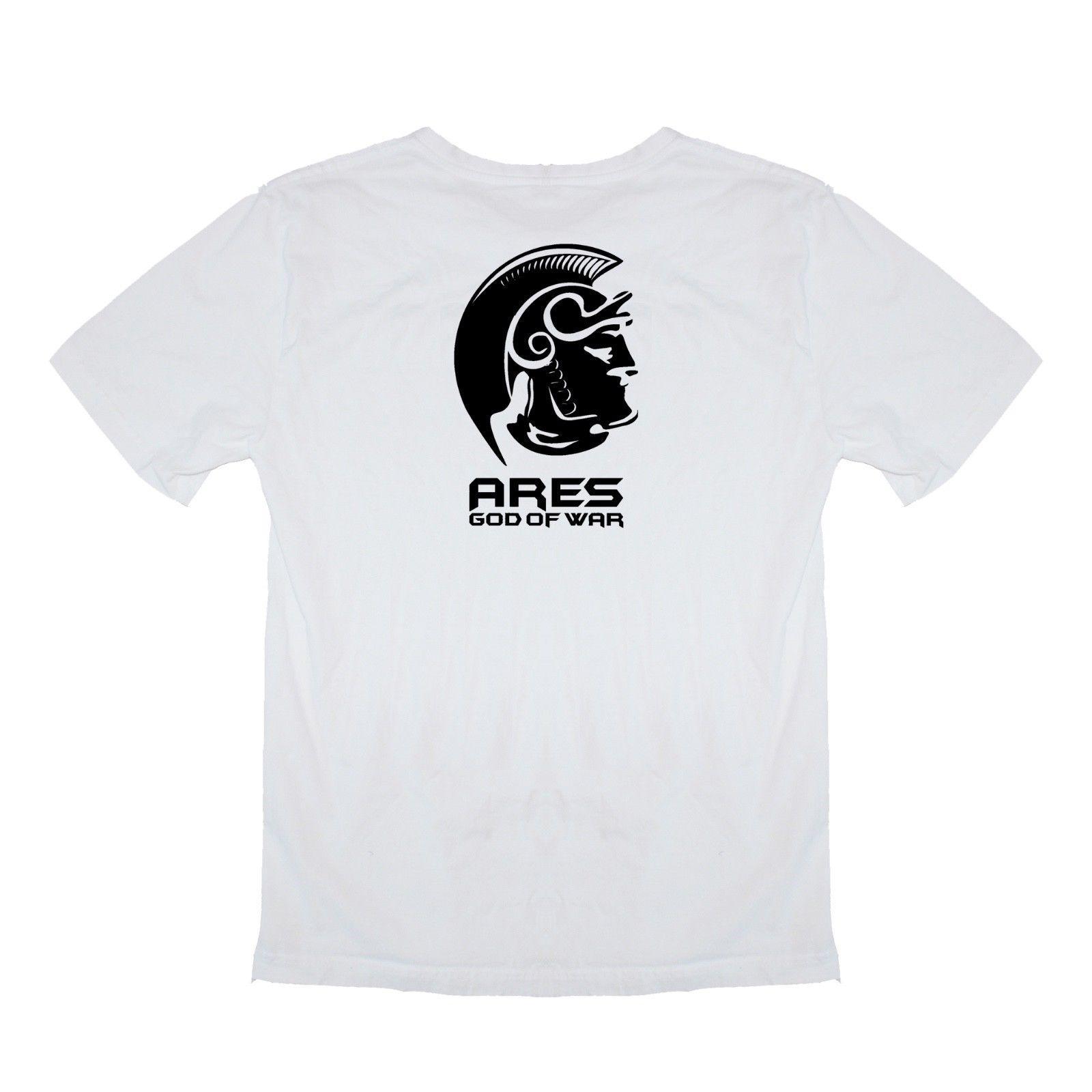Ares God Of Warolympian Deity Sea Greek Mythology Shirt Size S Xxxl