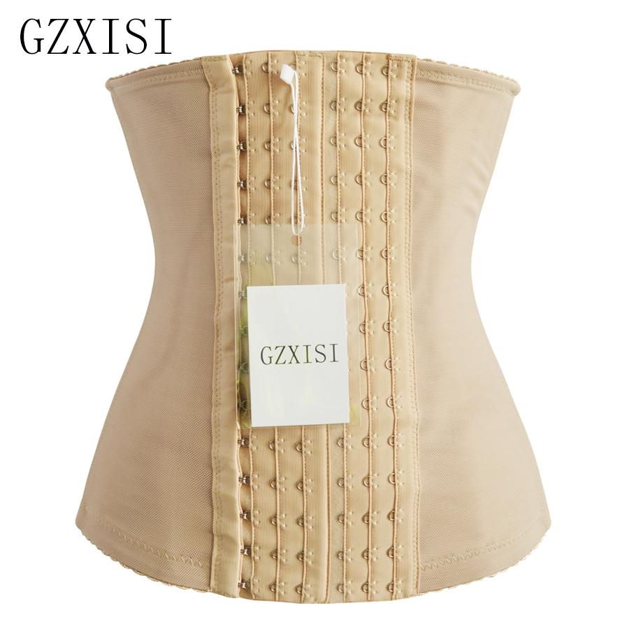 Modeling strap waist trainer Slimming Belt body shaper body feminino slimming underwear Lose Weight Body Corset Shaper Belt