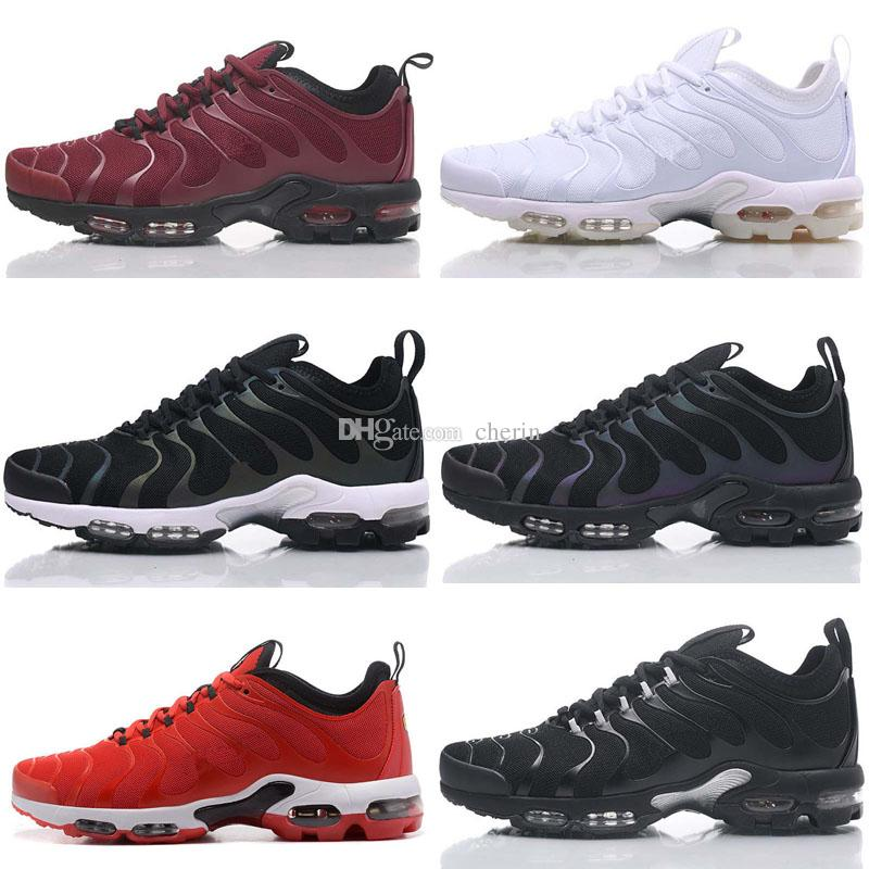 pretty nice 841c8 2f654 2018 New Running Shoes Men TN Shoes Sell Like Hot Cakes Fashion Increased  Ventilation Casual Shoes Sneakers Shoes, Best Running Shoes For Men Shoes  For Sale ...