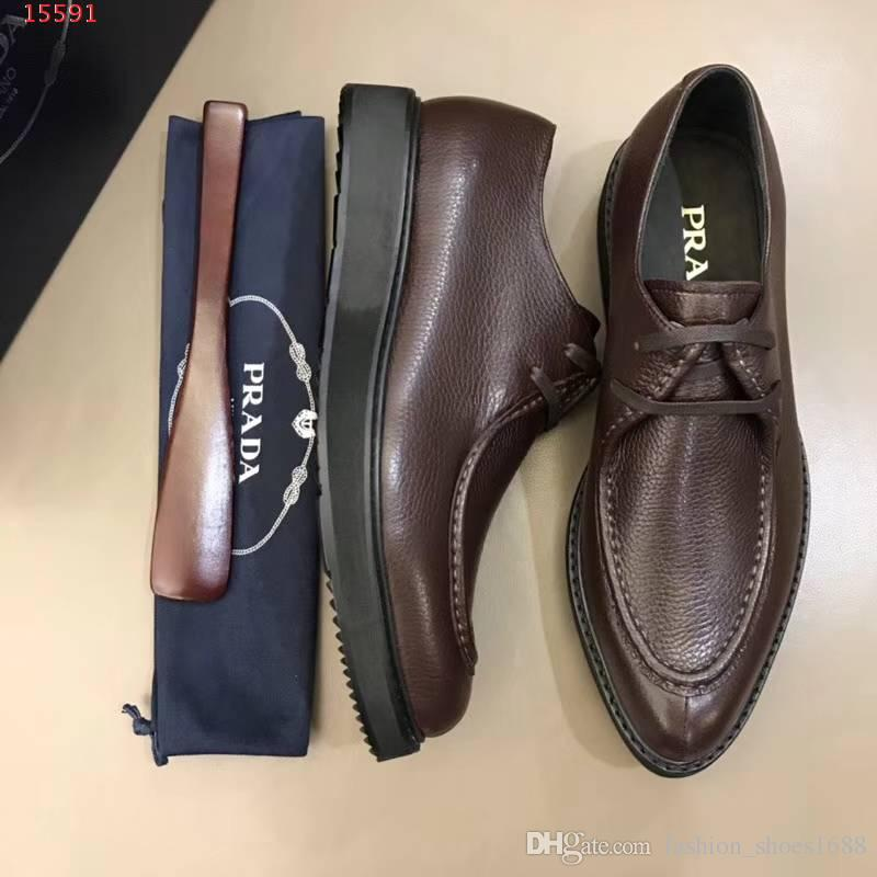 988e04950 2018 new men shoes flat The latest style of flat casual dress shoes fashion  show new style It s all over the world. one-by-on