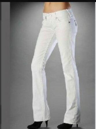 Compre Para Vaqueros Negro Pantalones Mujer Señoras Largos Blanco PNX0wO8nk