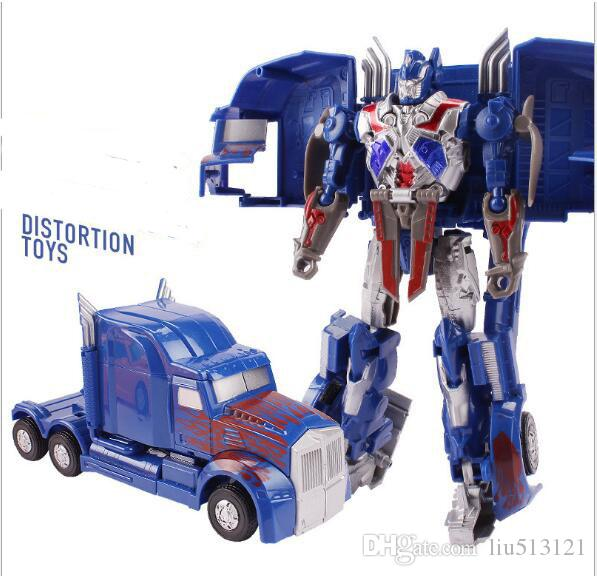 Educational Toy for boys Transformer Toys Robot Puzzle Children new model toy Christmas gift With Mask for over 3 years kids