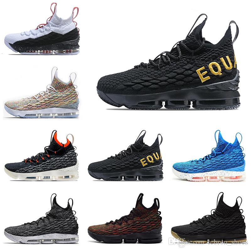 huge selection of 33cef b341a New Mens Basketball Shoes Equality Blue Crimson Ashes Ghost Black Gum Men  Trainers Sports Sneakers Designer Shoe Size 7-12 Mens Basketball Shoes  Sports ...