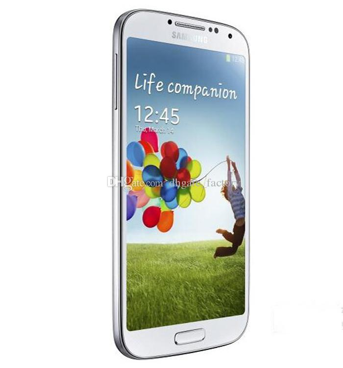 100% Original 5.0Inch Samsung Galaxy S4 I9500 I9505 Quad Core 2GB/16GB 13.0MP 4G LTE Unlocked Refurbished Cell Phones Hot Sale