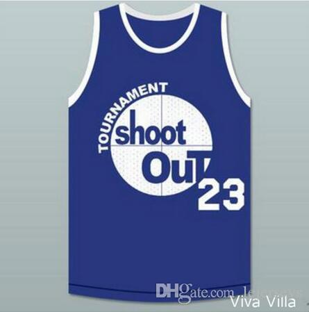 23 Tournament Shoot Out Bombers Basketball Jersey Motaw Above The ... 52a5269e2