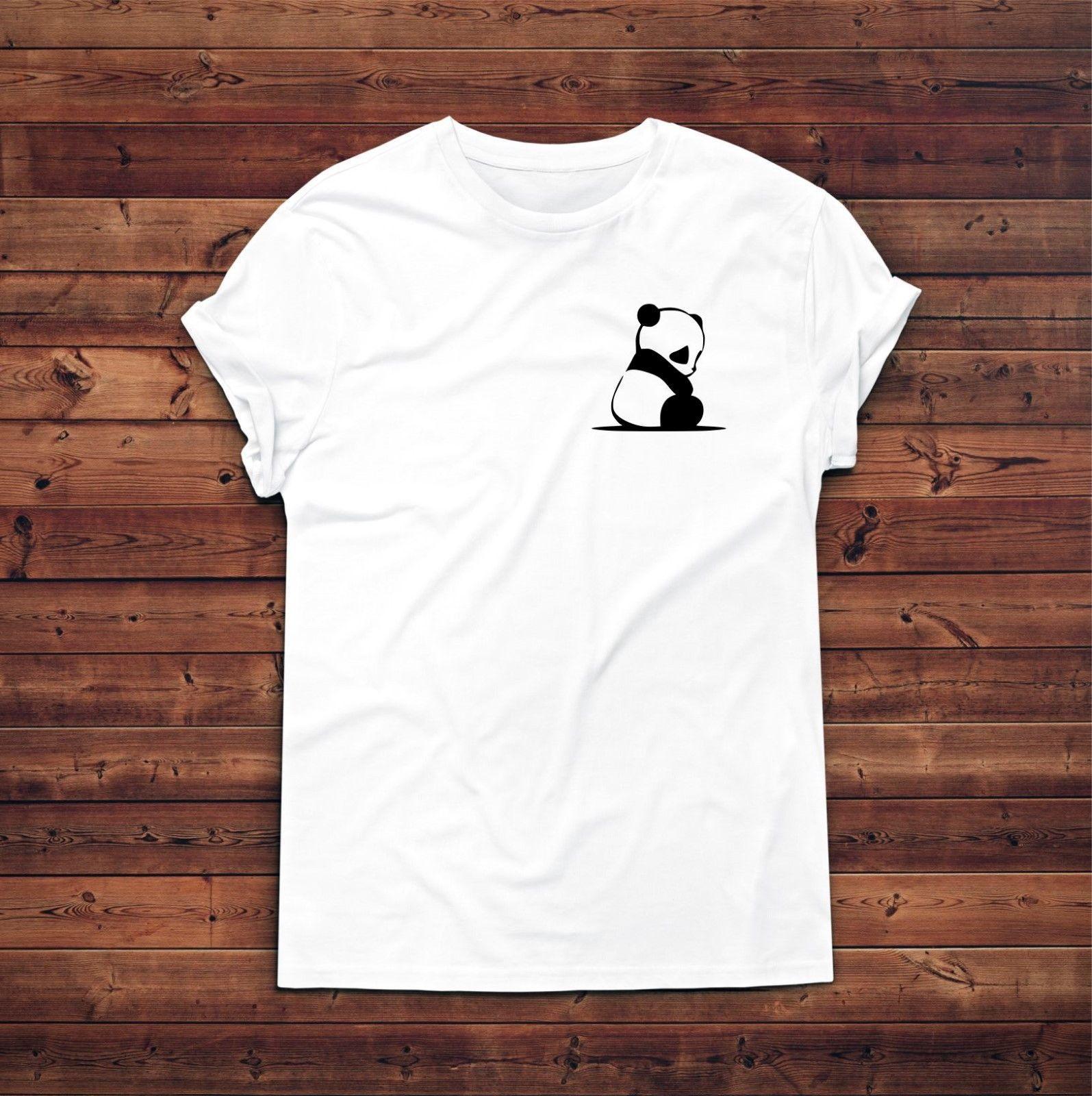 39f6e234d Panda Pocket T Shirt