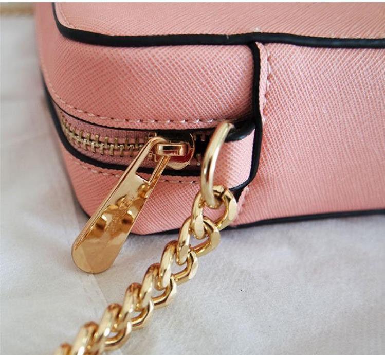 2017 neue Messenger Bag Schultertasche Mini Mode Kette Tasche Frauen Sterne Lieblings perfekte kleine Paket