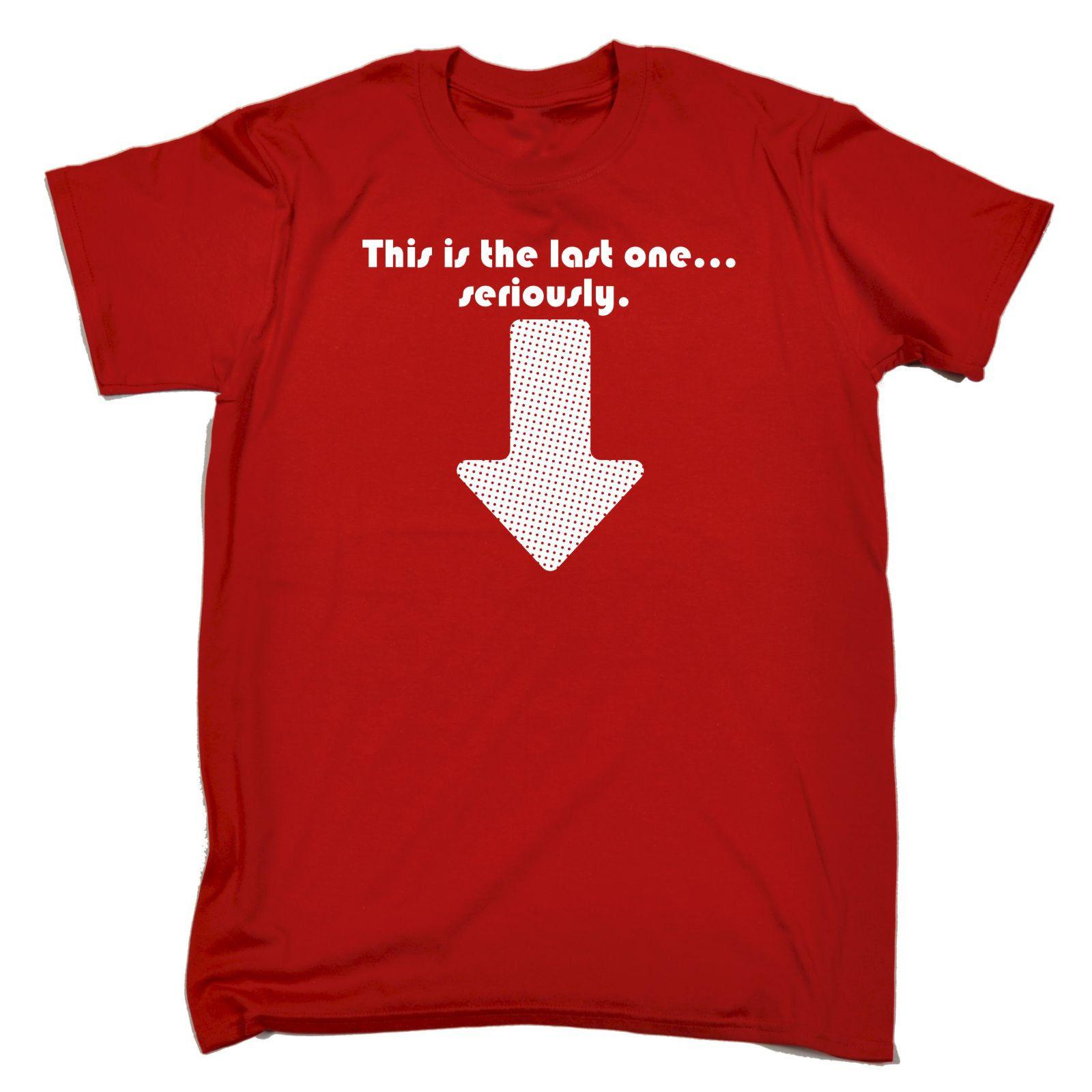 This Is The Last One Baby MENS T SHIRT Tee Birthday Parents Husband Wife Gift Day Shirts Coolest Shirt From Viptshirt 1572