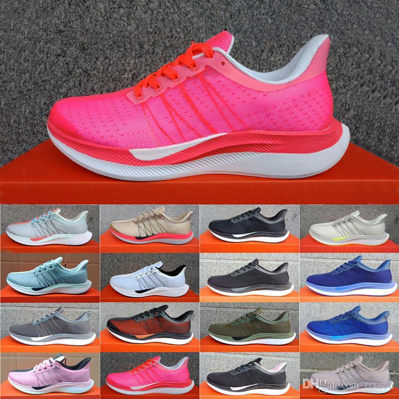 New Zoom Pegasus Turbo Grün Rot Schwarz Weiß Sneakers Mesh Damen React ZoomX Vaporfly Pegasus 35 Herren Laufschuhe Größe 36 45