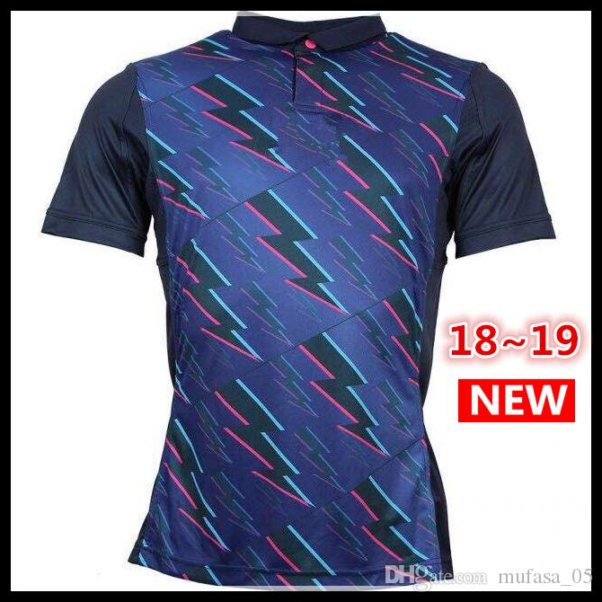 new styles cb3dc 2493a Best Quality 2018 2019 new France Home Jersey shirt France national team  rugby jerseys League jersey Casual clothes shirts s-3xl