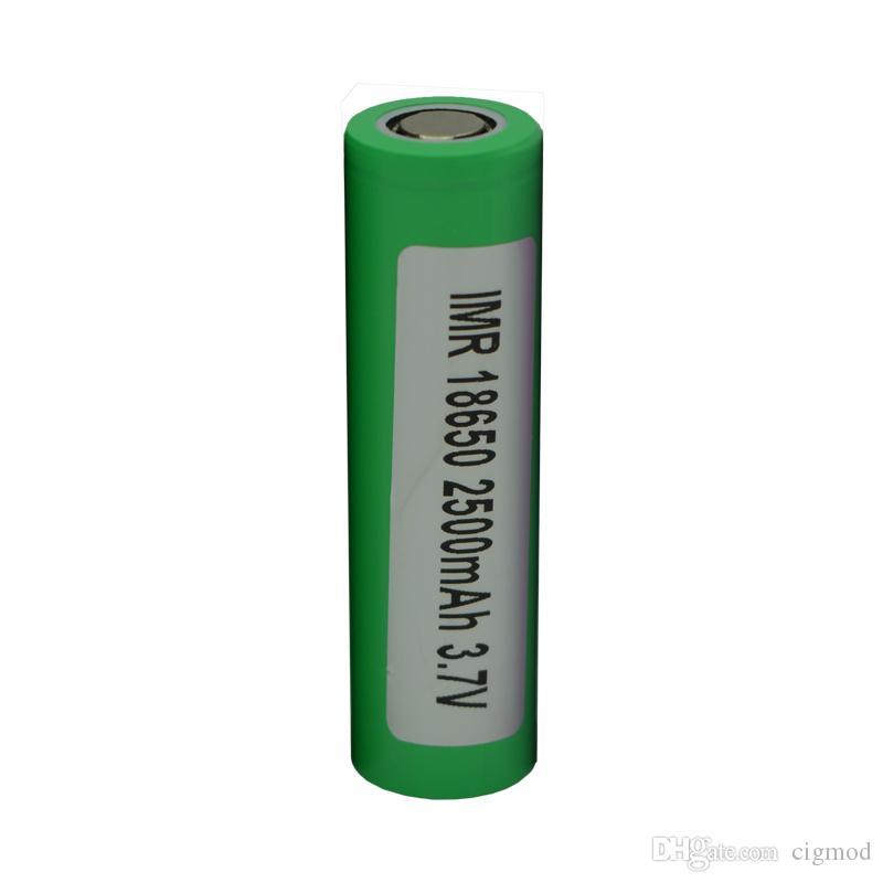 充電式リチウム電池100%高品質VTC4 VTC5 VTC6 HE2 HE4 HG2 25R 30Q 18650 INRバッテリー2500MAH 3000MAH 3.7V 20A