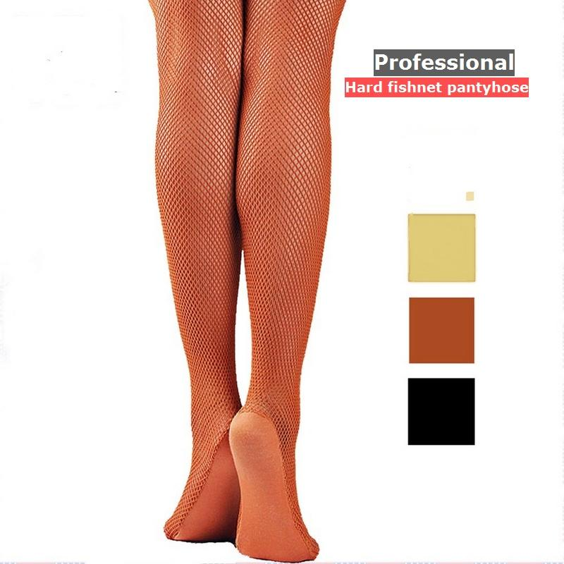 e88a2d42b 2019 Hard Network Professional Latin Fishnet Stockings Tights For Latin  Dance Fishnet Stockings Accessories Stocking From Bishops