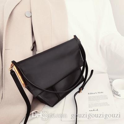 5243d534c7e1 Flap clasp women tote bag designer brand vintage lady Shoulder Bag for  Female genuine leather retro bag top handle totes Handbag top quality