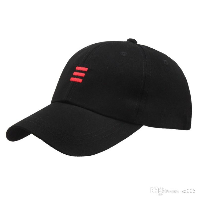 ffbca93f90f Hip Hop Adjustable Hat For Summer Outdoor Sunscreen Baseball Caps ...