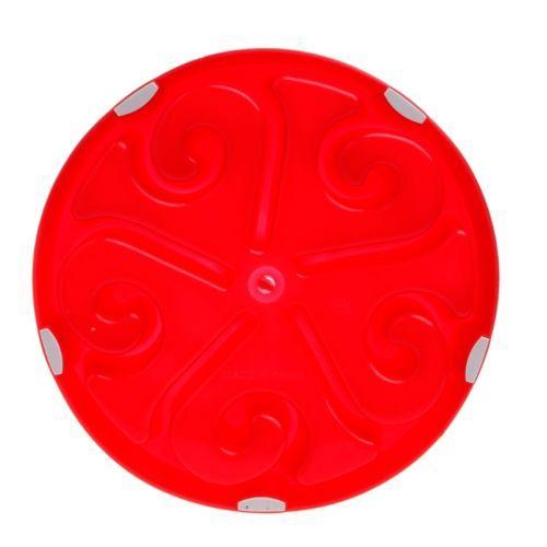 Alimentación lenta Alimentación Perro Bowl Multi colores Anti asfixia Comida Agua Plato Redondo Pet Bowls GGA330