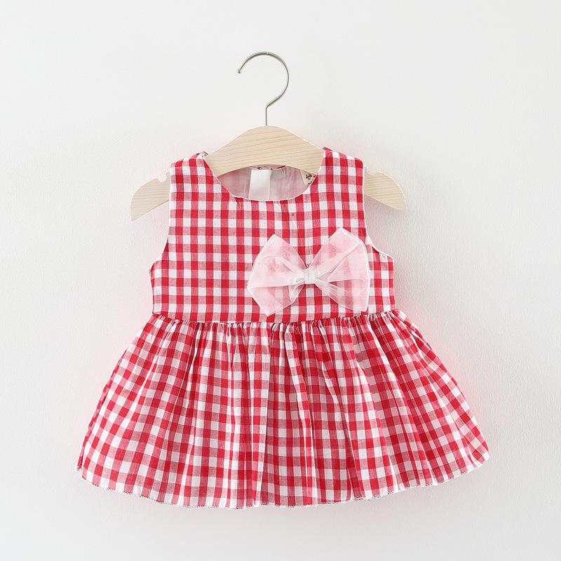 kids baby girl dress casual plaid christmas dress new autumn winter infant girls clothes vestidos children tutu princes