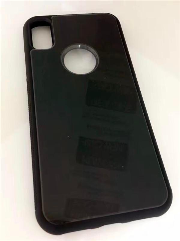 Custodia protettiva iPhone X anti-gravità Custodia protettiva PC magica adsorbita + Custodia colorata materiale TPU 50 pezzi / su