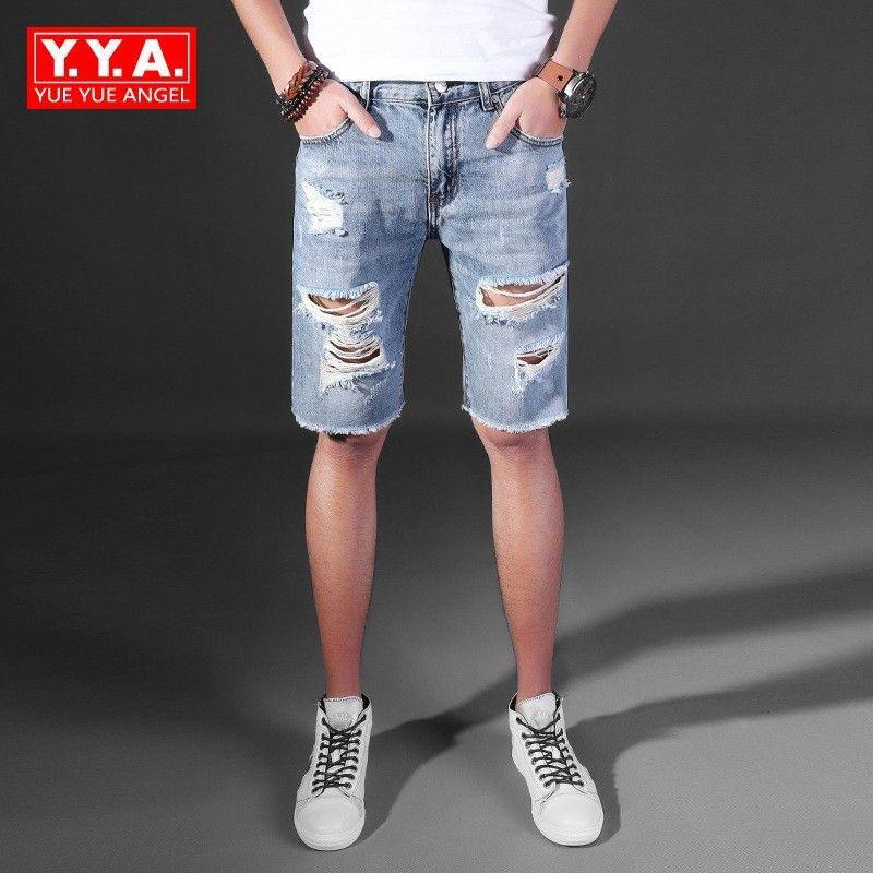 Vêtements Pour En Jean Stretch Slim Short Homme tsrdCQh