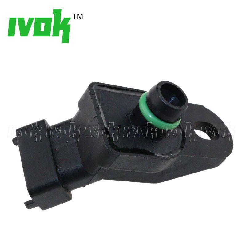 2.5 BAR Manifold Pressure Sensor Map Sensor For VOLVO S40 S60 S80 V40 9125462, 8699449, 9 125 462, 4773800, 46433053, 46468682