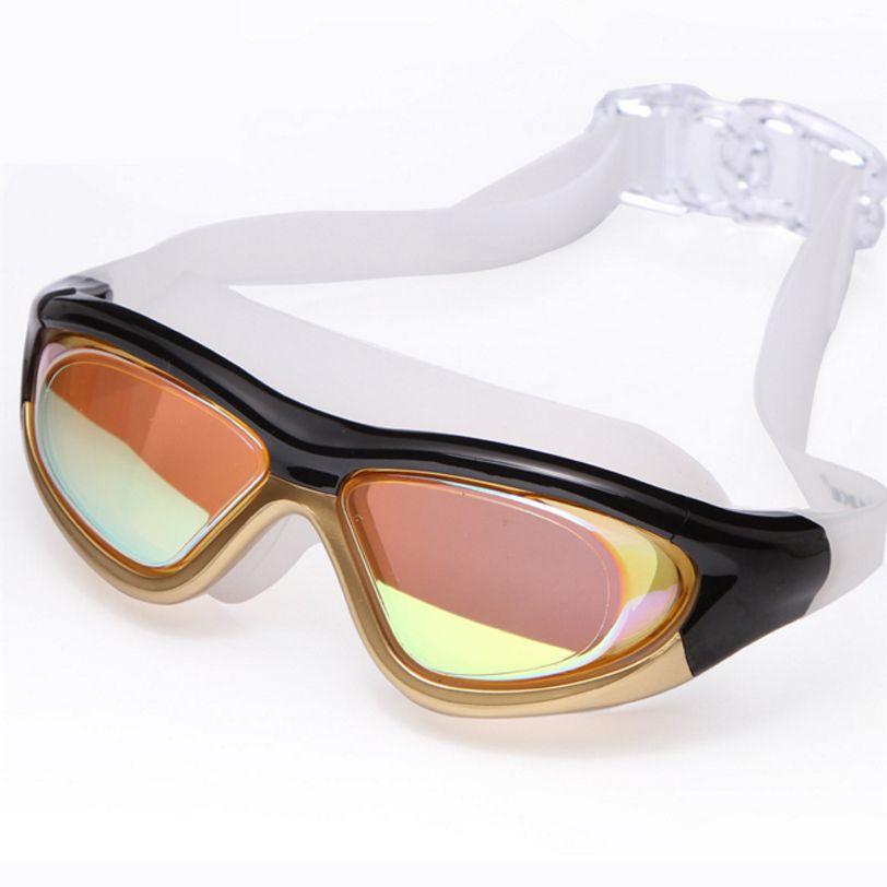 fc27f6cf7d9d SWG05 Professional Anti Fog UV Protection Swimming Goggles New ...
