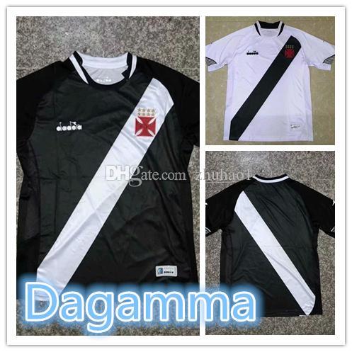 433dfed2b ... 1819 brazil club de regatas vasco da gama soccer jersey 2018 luis  fabiano football short sleeve
