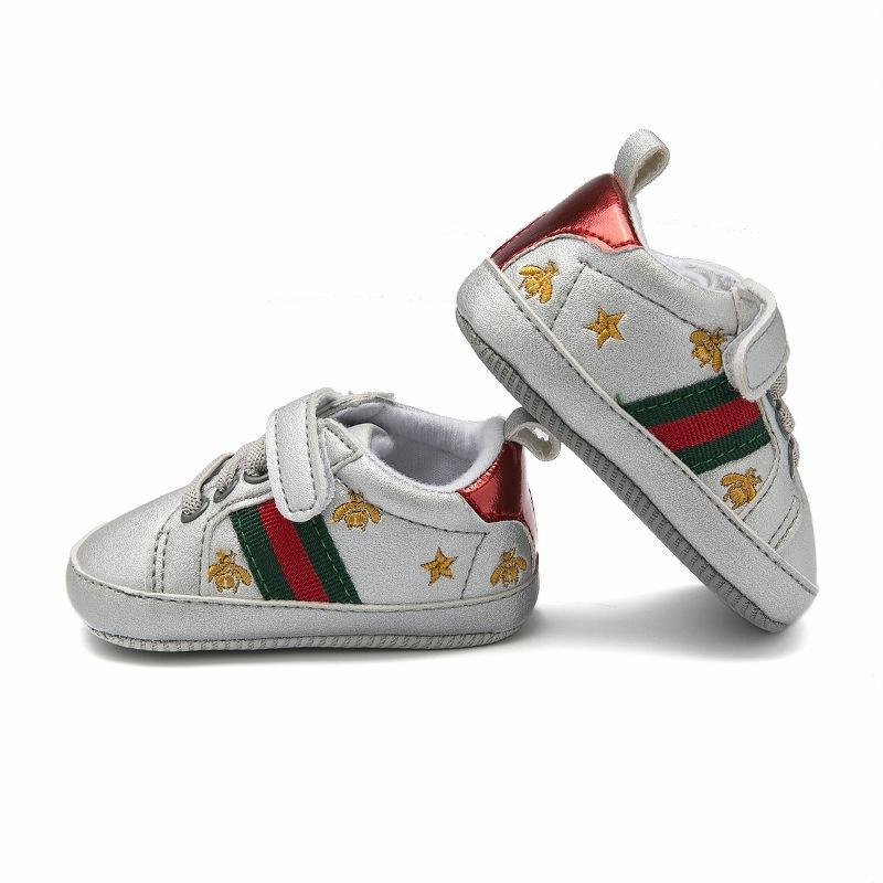 b82971d628c Compre Zapatillas Deportivas Para Bebés Nuevos Para Hombres De 0 A 1 Años  De Edad