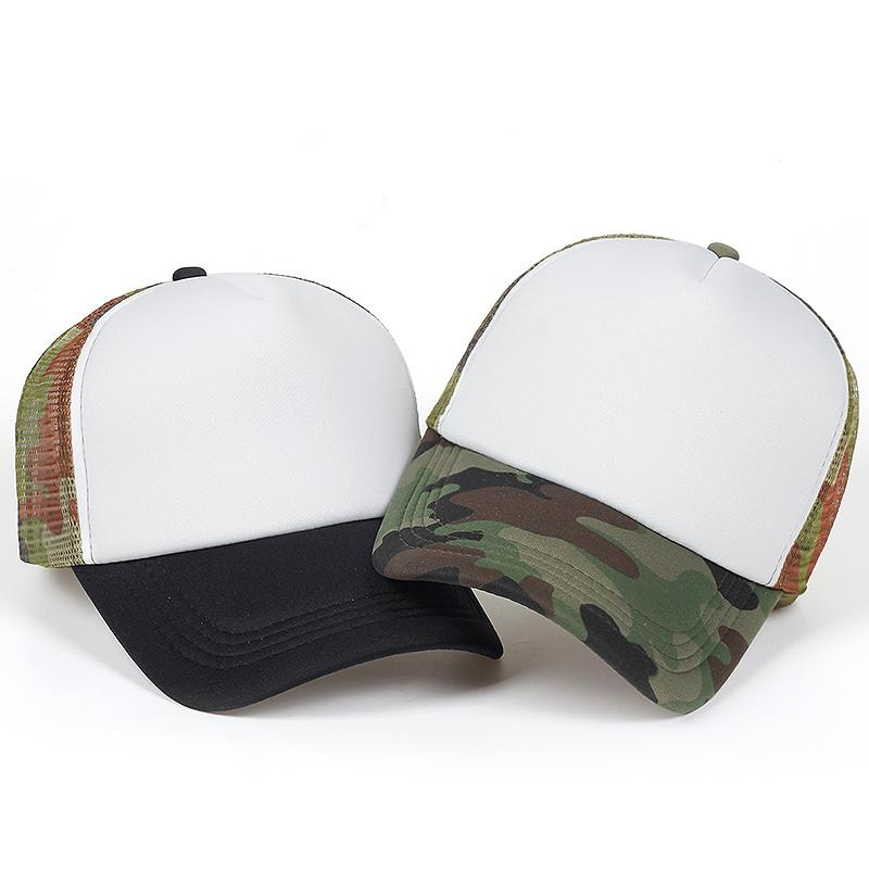 acc18292f7826 Wholesale And Retail Trucker Mesh Hats Summer Women Camouflage Blank Mesh  Snapback Cap Spring Mens Foam Net Snap Back Caps Hat Store Ny Cap From  Fashionkiss ...