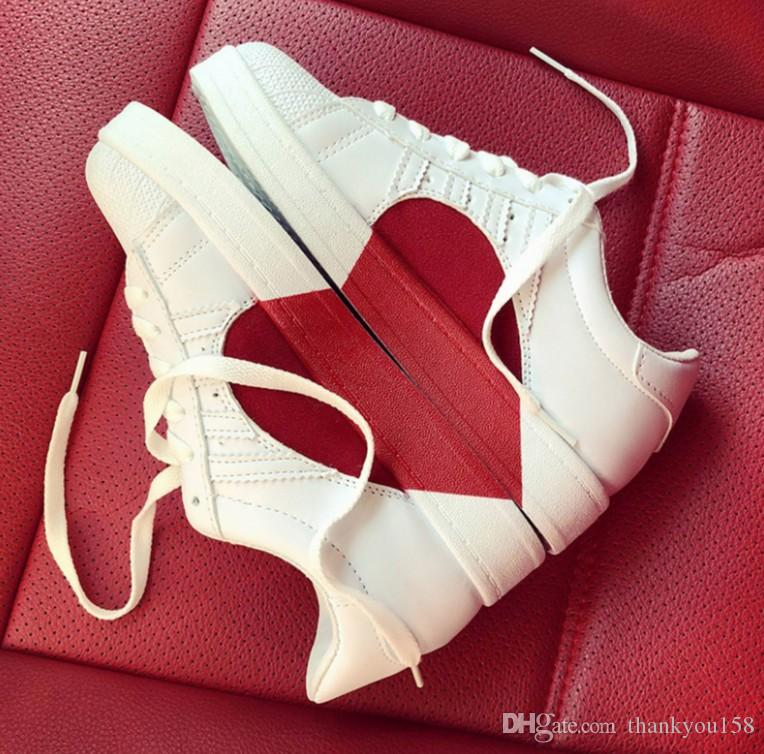 28903a24d05b9 Love Women Spring 2018 New Couples Shells Shoes Ins Super Fire Shoes Fire  Shoes Online with  22.86 Piece on Thankyou158 s Store