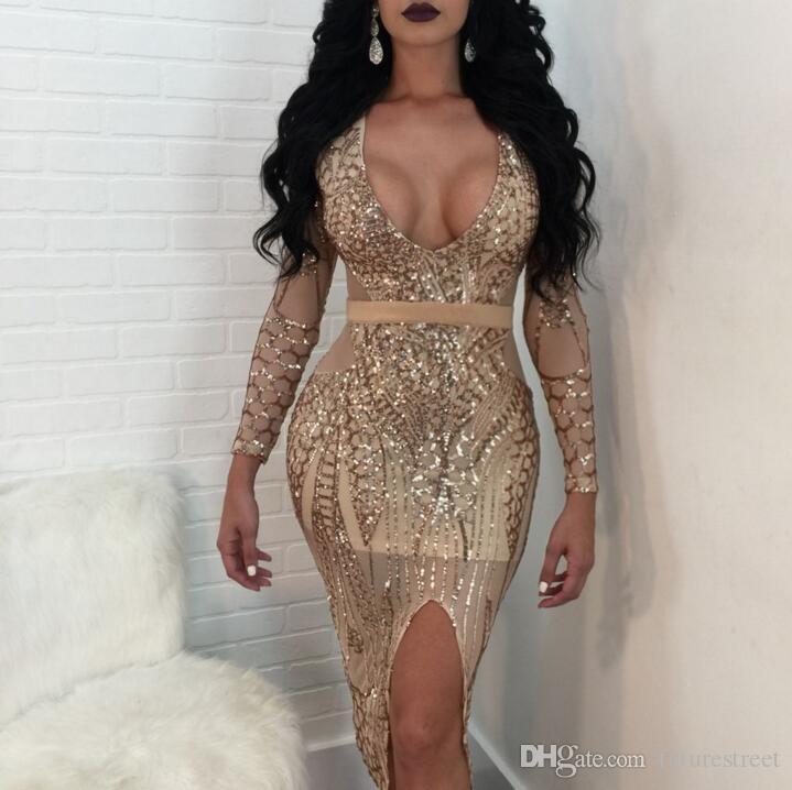 Mulheres Cadeia de Ouro Strap Vestido Sem Mangas Sólida Magro Sexy Na Altura Do Joelho-Comprimento Vestido de Festa Pouco Vestido Preto Vestidos