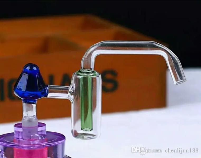 Diamond filter board Wholesale bongs Oil Burner Pipes Water Pipes Glass Pipe Oil Rigs Smoking,