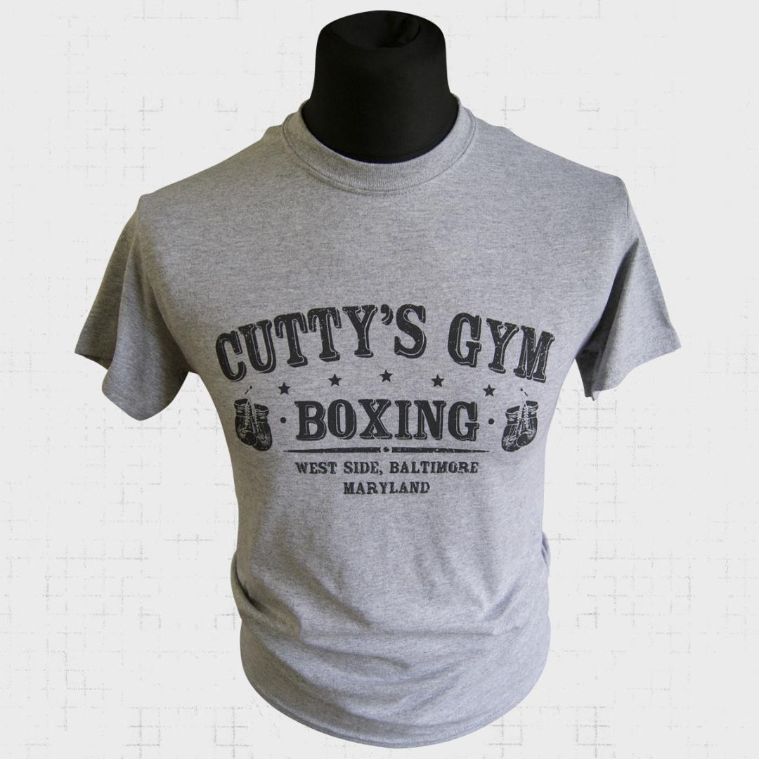 Cuttys T Shirt Inspired By The Wire Tv Series Cutty\'S Cool Tee New T ...