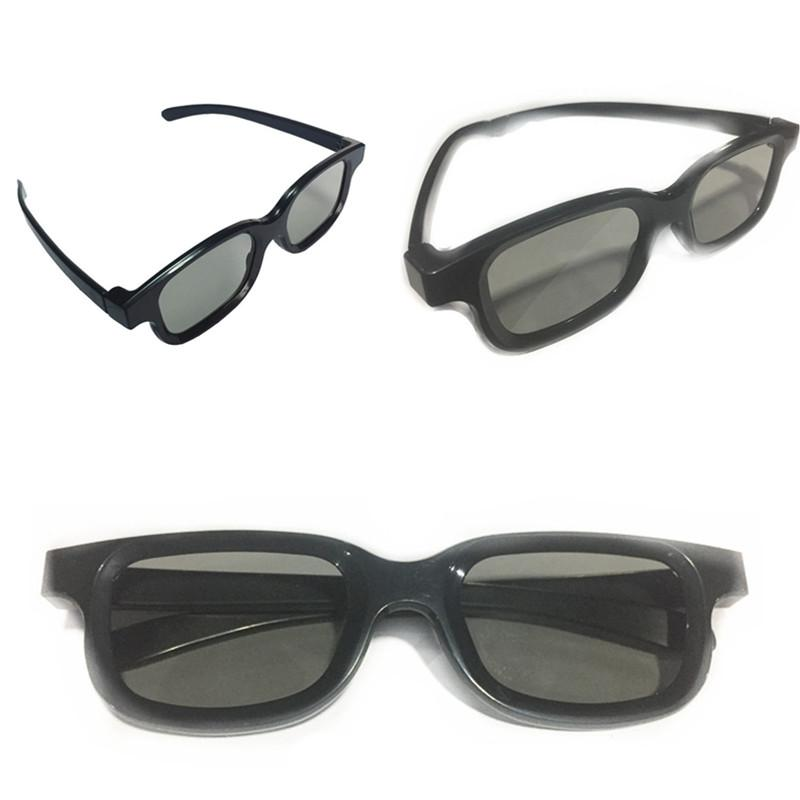 ff9945761a39 Cheap 3D Polarized Stereo Glasses Black 3D Cinema Glasses Wholesale 3D  Glasses Do Not Flash Dedicated Cinema Material ABS 128 3d Glasses Types  Polarized 3d ...