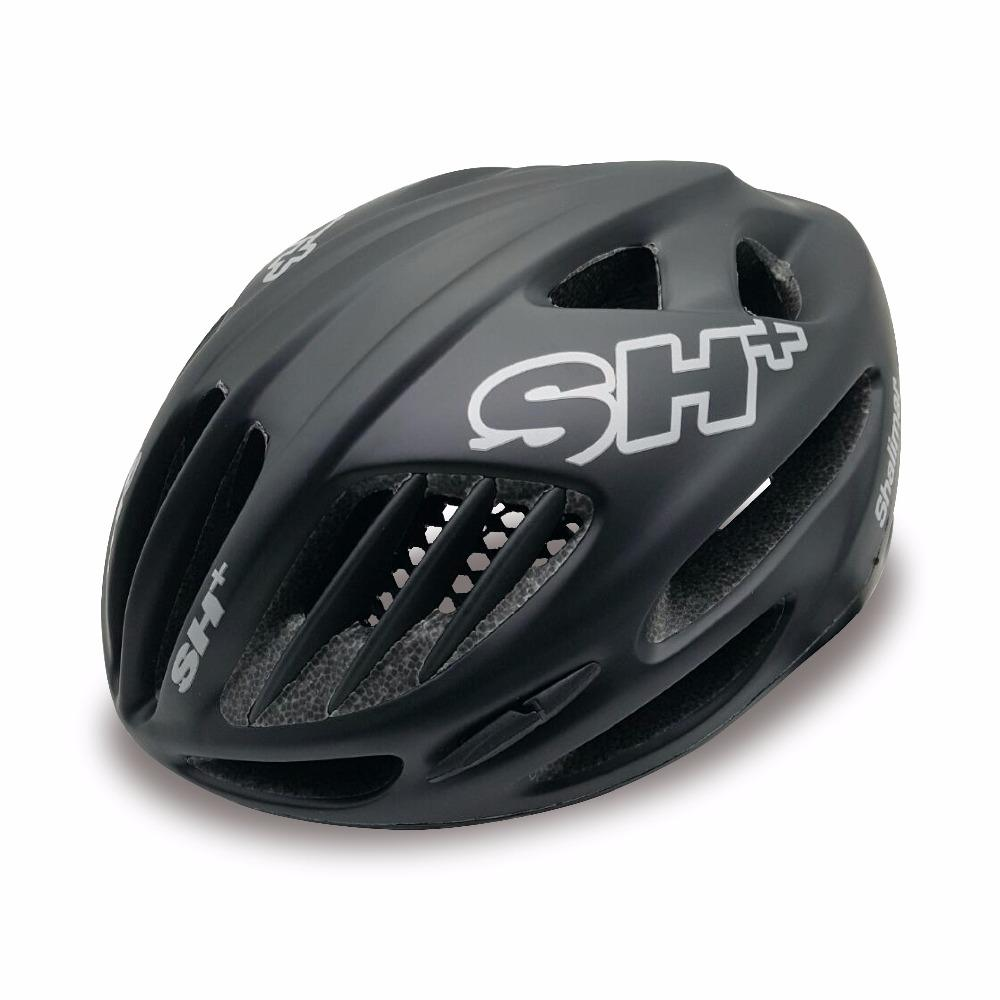 Cycling Helmets Matte Black Bike Helmet C-002 Ultralight Integrally-molded Ciclismo Adult brand Bicycle Helmets