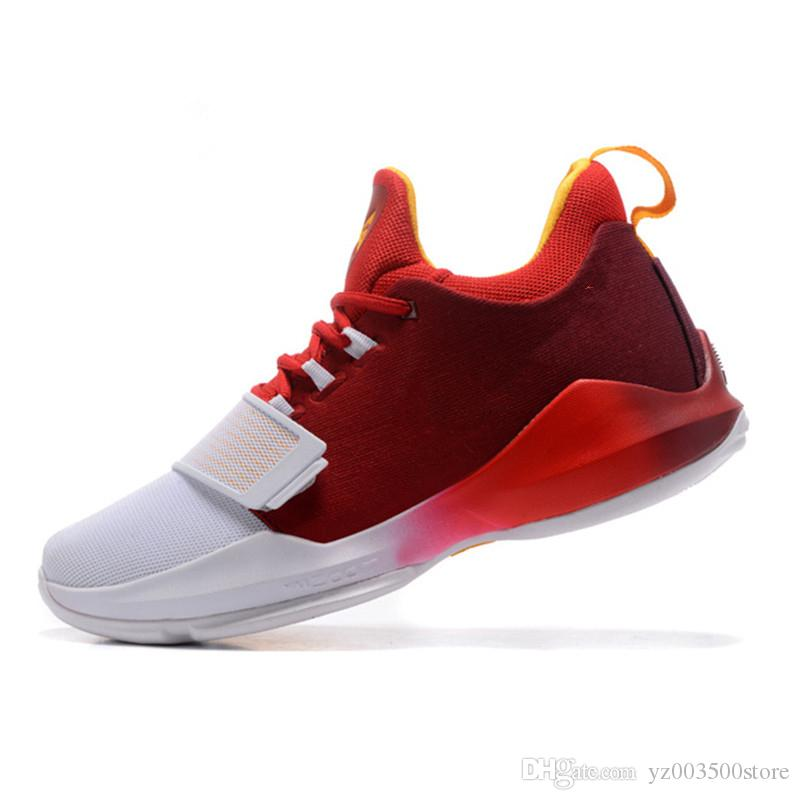 6575d6a80a32 2019 PG 1 Basketball Shoes Hot Sales Buy Cheap Paul George Online Wholesale  Store Us 7 12 From Yz003500store