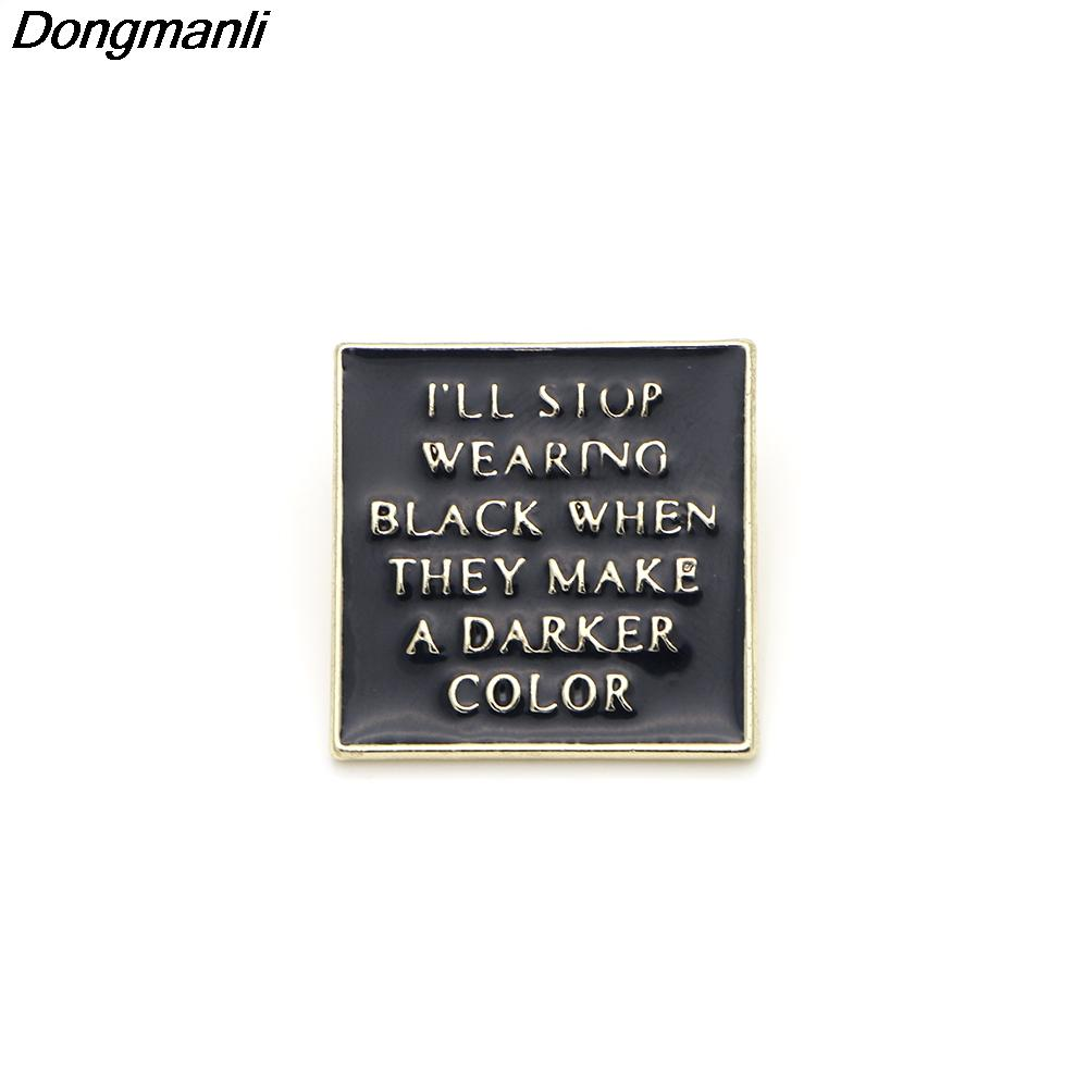 2018 P2366 Dongmanli Wholesale The Wednesday Addams Family Horror Movies  Enamel Pin Jewelry Badge From Lvzhiearring001, $44.63 | Dhgate.Com