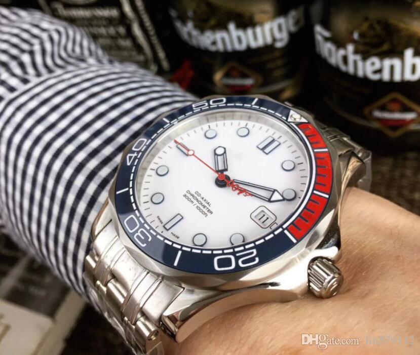 fa9c695429bb New 300m Fashion High Quality Automatic James Bond Memorial AAAA ...