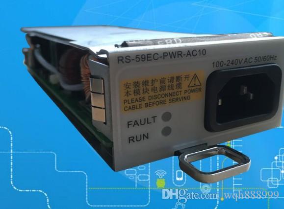100% Testado trabalho perfeito para RS-59EC-PWR-AC10 ZTE 5916E.5928E.5928E-FI.5952E huawei MA5600 scub RS-59EC-PWR-DC10 V1.3 / 1.4 para ZTE 5