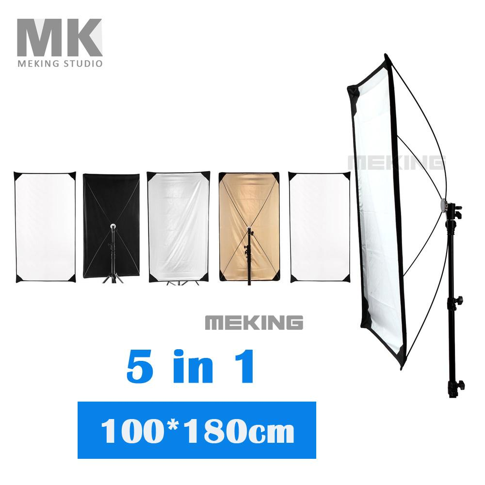 2018 5 In 1 Lighting Photo Reflector 100180cm 40 71inch Photography Diagram 100 180cm
