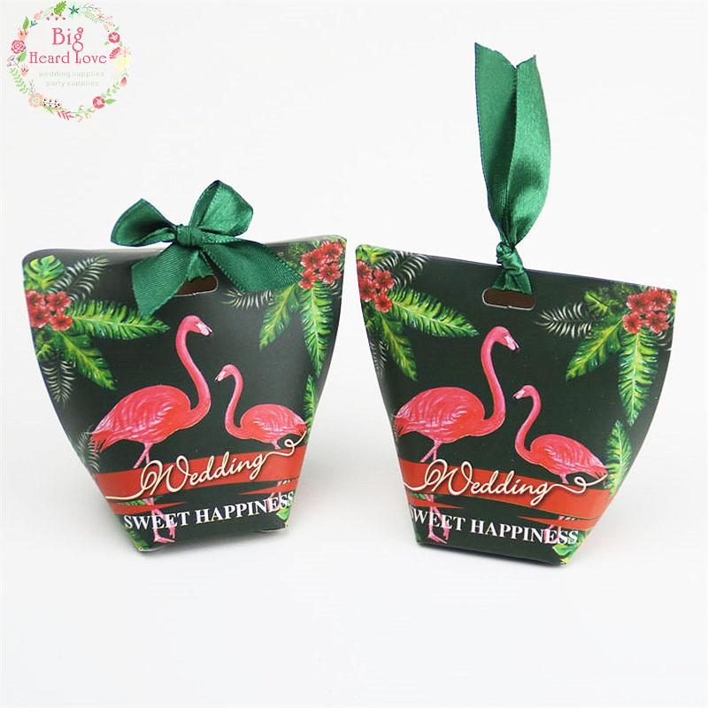 5e9e9aec93f2b Flamingo Wedding Box Baby Shower Gift Box Birthday Party Decorations Kids  Animal Candy Wedding Favors And Gifts Christmas Wrapping Boxes Christmas  Wrapping ...