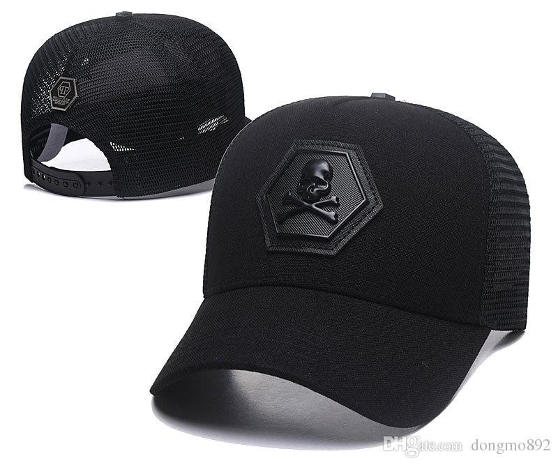 Top Quality Snapback Caps For Men Cheap Baseball Hats Germany Brand PP Skull  Cool Strapback Hats Ball Cap Design Baseball Dad Hat Bone 008 Embroidered  Hats ... 561644475492