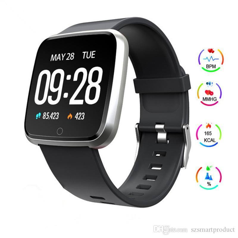 Smart Uhren Bluetooth Smartwatch Für Android Ios Telefon Armband Outdoor Sport Schrittzähler Kalorien Smartband Ip67 Armbanduhr Digitale Uhren Herrenuhren