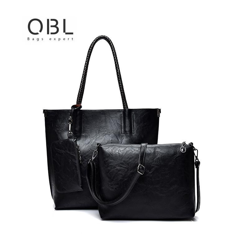 Fashion Simple MultiColor PU Leather Women Bag High Qulity Top ... 16fb3b3f34