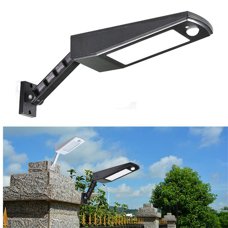Best Led Solar Light Outdoor Waterproof Lighting For Garden Wall 48 ...