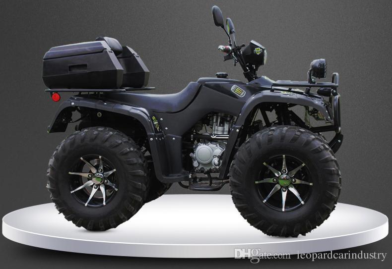 150cc200cc250CC Hummer All Terrain ATV 4 Wheel Buggy Big Horse Kart Mountain Bike utv Aluminum Wheel High Profile Customizable