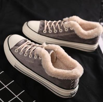 e954e82566c Women Flat Cartoon Casual Shoes 2018 New Summer White Lace Up ...