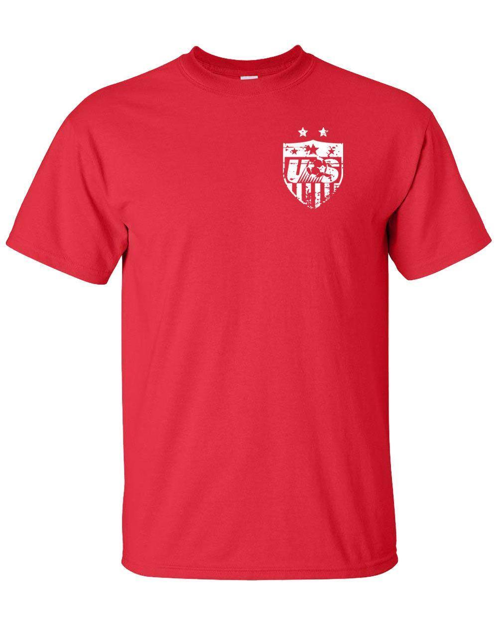 36c36337dc6 ALEX MORGAN United States Women'S Soccer Team 2 Sides MEN'S Tee Shirt 1182 Funny  Tshirt Metal T Shirts From Amesion98, $12.08| DHgate.Com