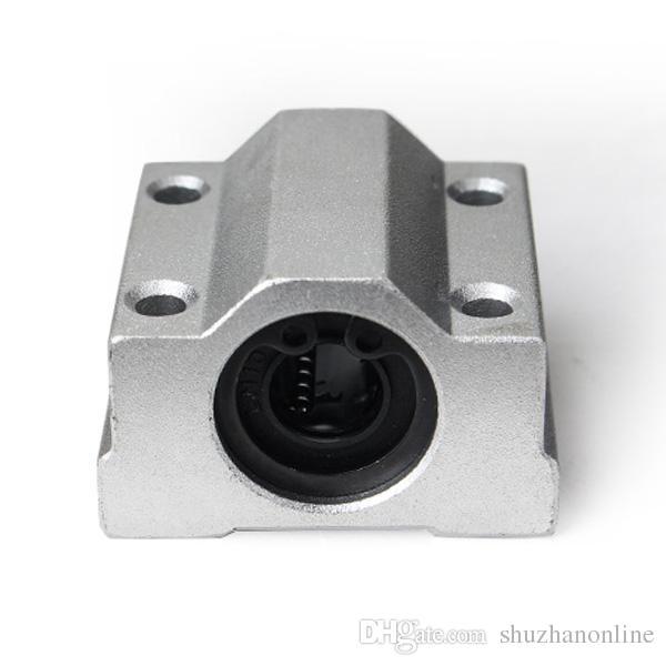 SC10UU 10mm Linear Motion Bearing Slide Bushing for CNC Router