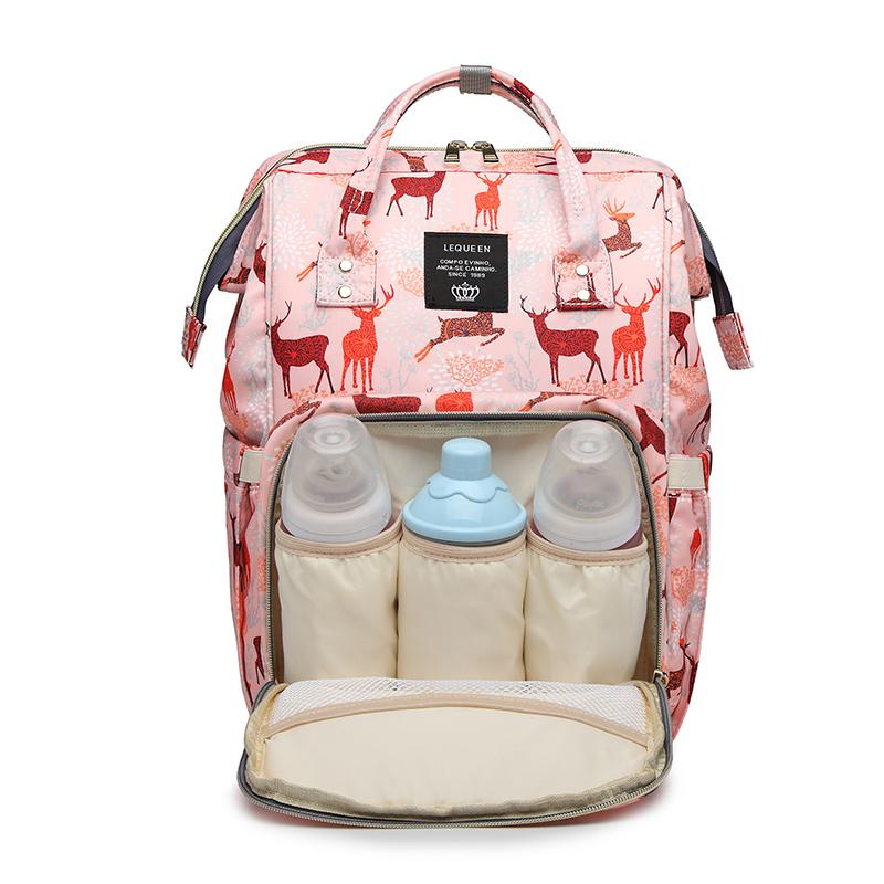 51c4e72905943 2019 Fashion Diaper Bag Large Mummy Maternity Nursing Bag Cartoon Baby Bags  For Mom Travel Baby Backpack New Women Nappy Stroller From Orchidor, ...