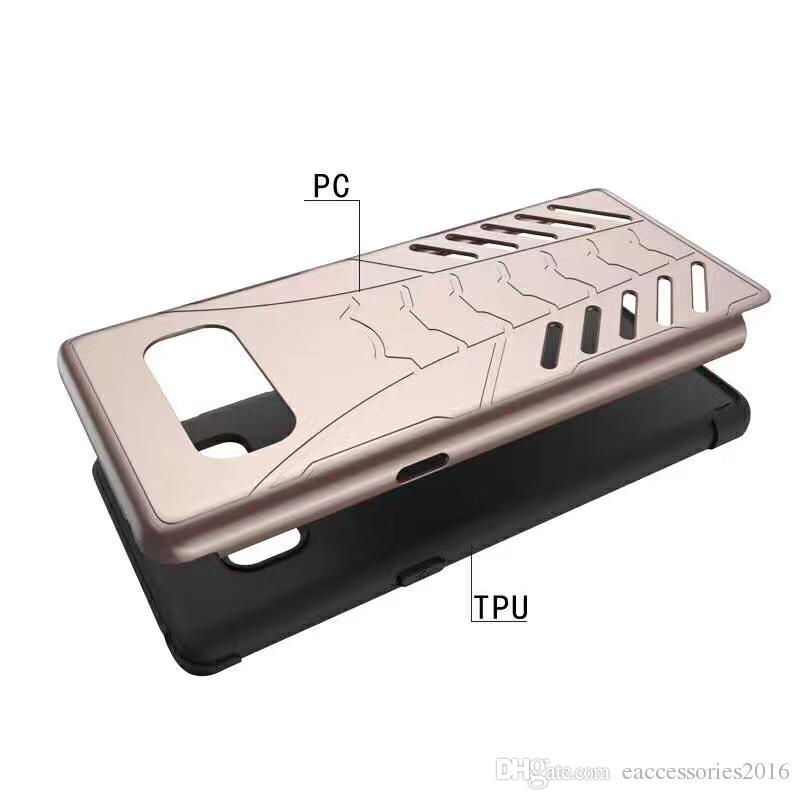 For LG LV9 V7 V20 V10 X5 G6 G5 G4 K7 K10 New Style Fashion Dual Layers Hybrid Defender Anti-shock Phone Case Bat Cheap Cover Low Price